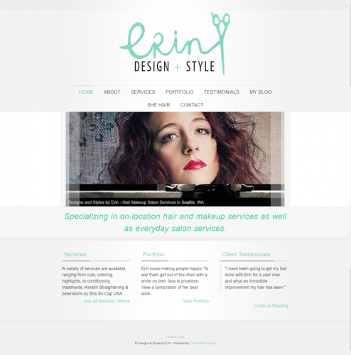 Designs & Styles by Erin